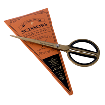 Scissors From Tools to Liveby