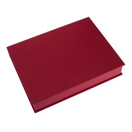 Box A4 rosenrot