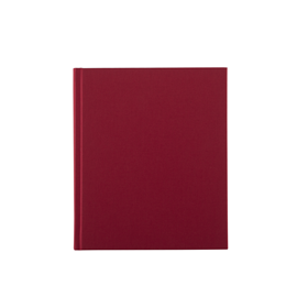 Notebook Rose red 170x200 mm