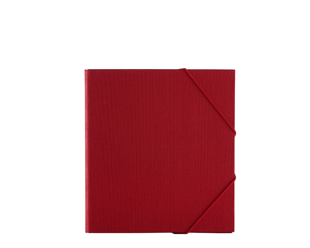 Binder, Rose red