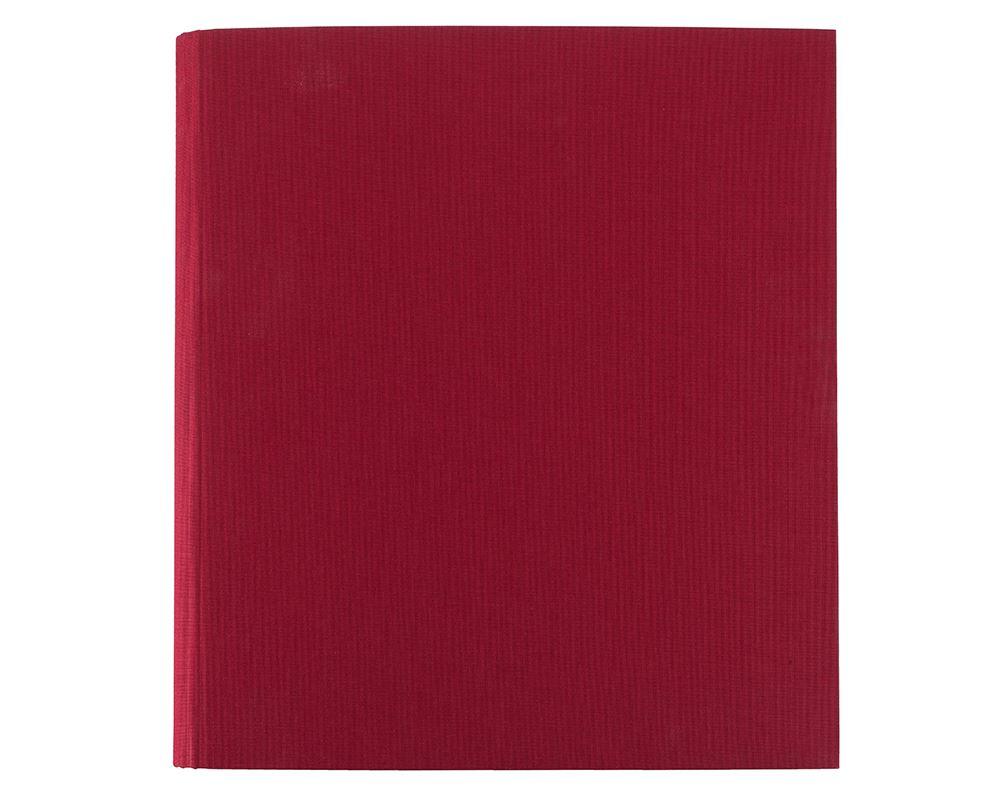 Binder A4  Red