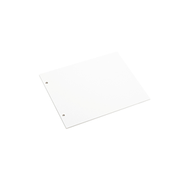 Photo Sheets 215*165 Off White