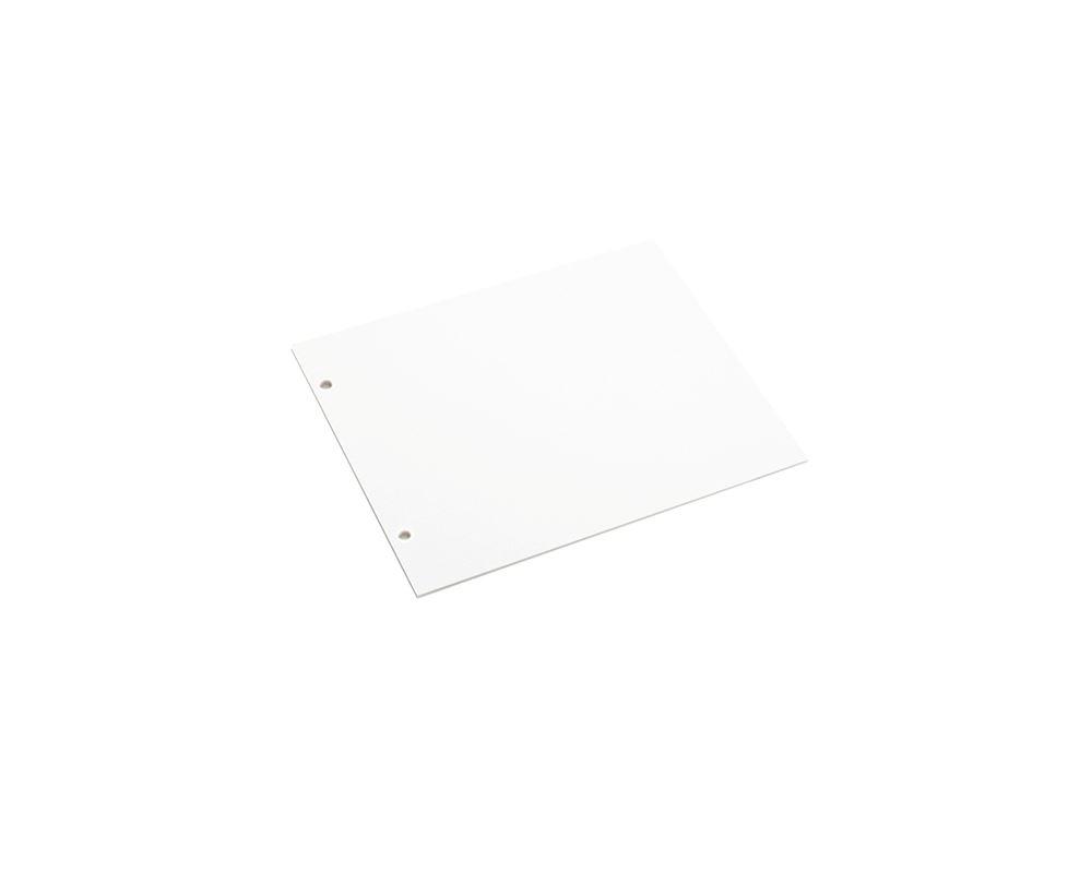 Photo Sheets 215*165 Off White