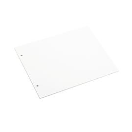 Papier photo, blanc