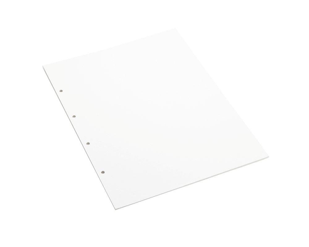 Fotoblad A3 off white