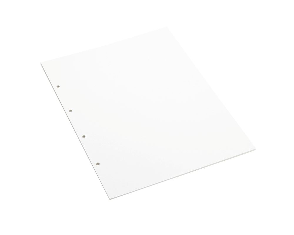 Photo Sheets, Off-white