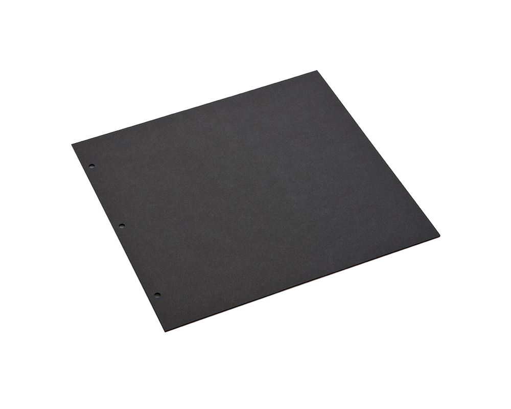 Papier photo, noir