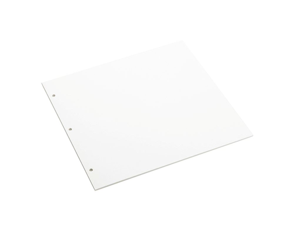 Photo Sheets 325*275 Off White