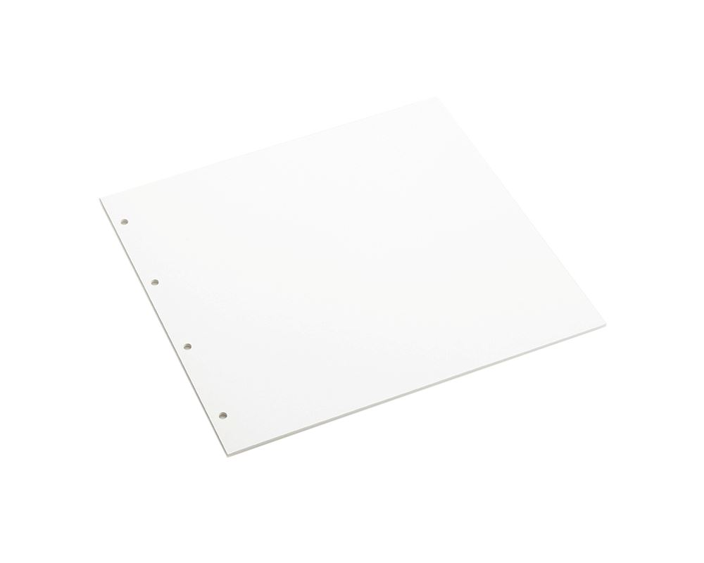 Photo Sheets 340*315 Off White