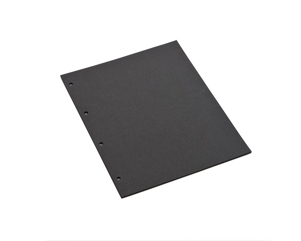 Photo Sheets A4 Black 80-80-80