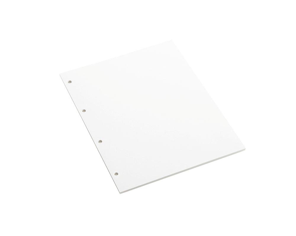 Photo Sheets A4 Off White 80-80-80