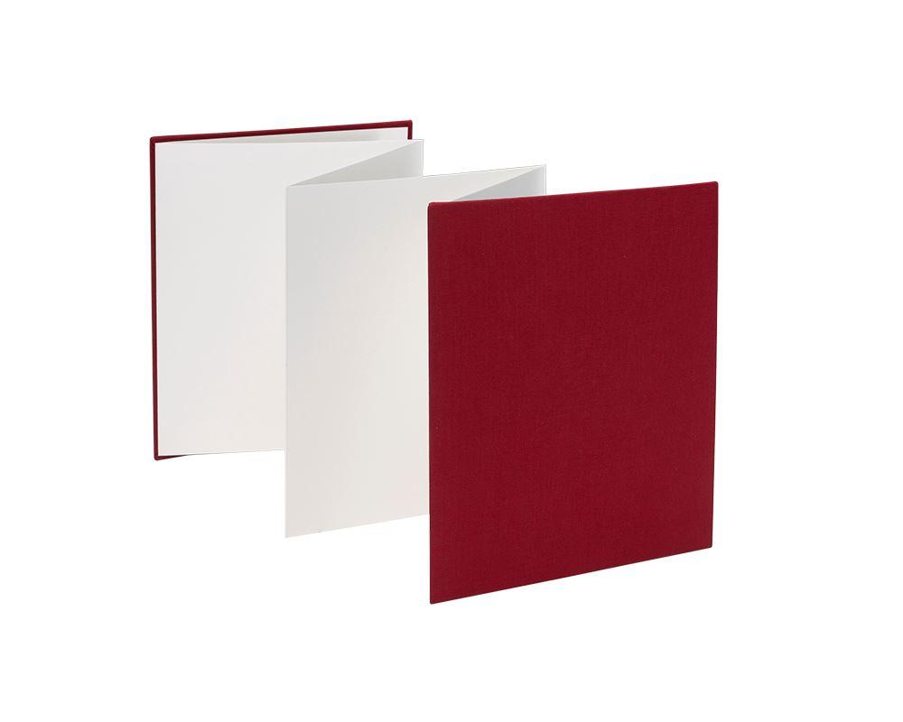 Album de photos accordéon, rose red