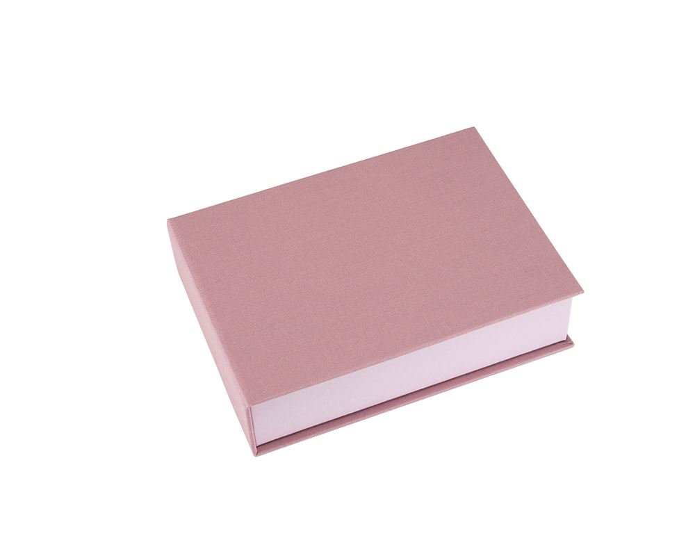 Box, Dusty pink