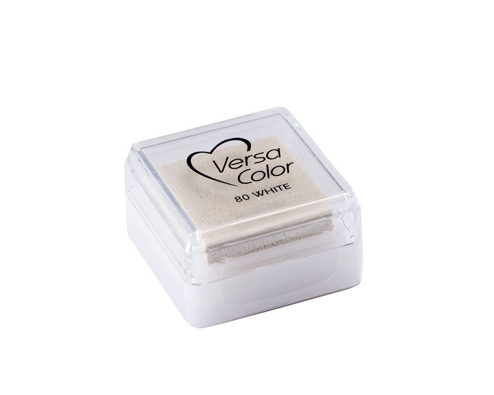 Stamp pad - Versa small White