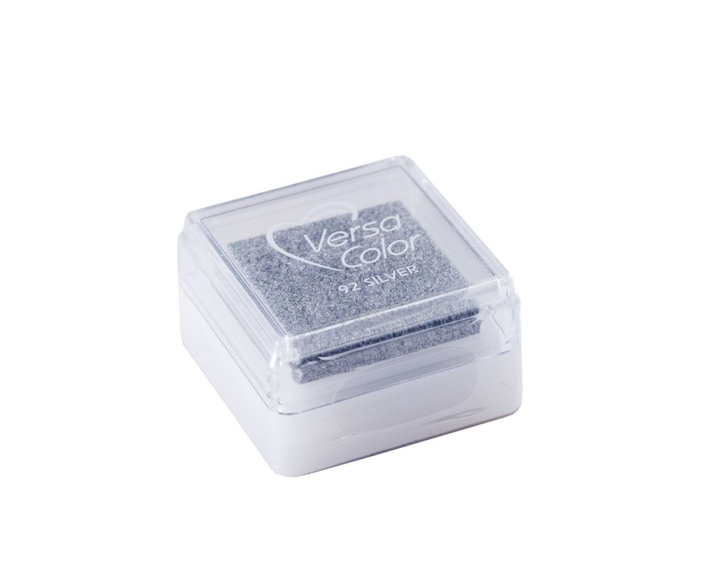 Stamp pad - Versa small Silver