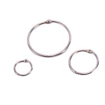 Columbus Ring, Silver