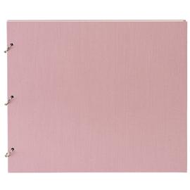 Photo album 325*275 Ottawa Dusty pink Columbus white sheets L