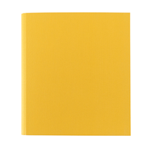 Binder A4 Sun Yellow A4