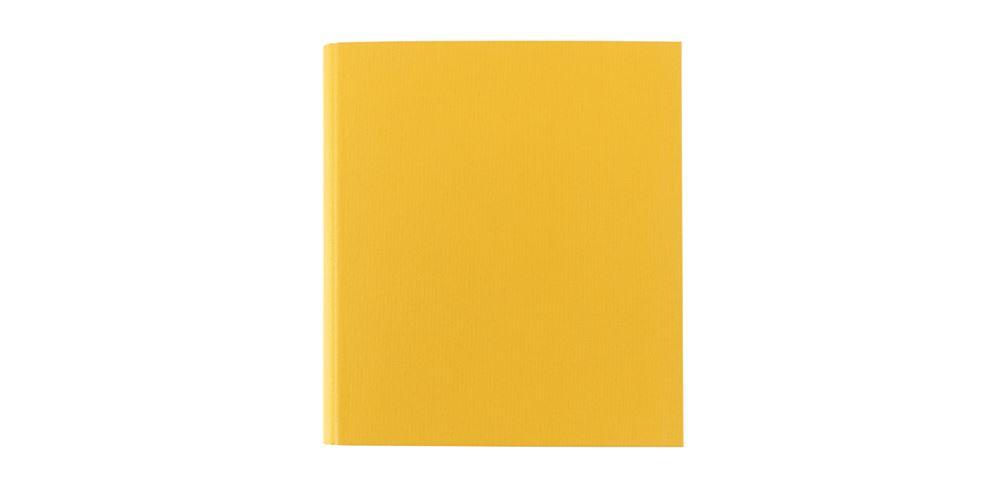 Binder A4 Sun Yellow