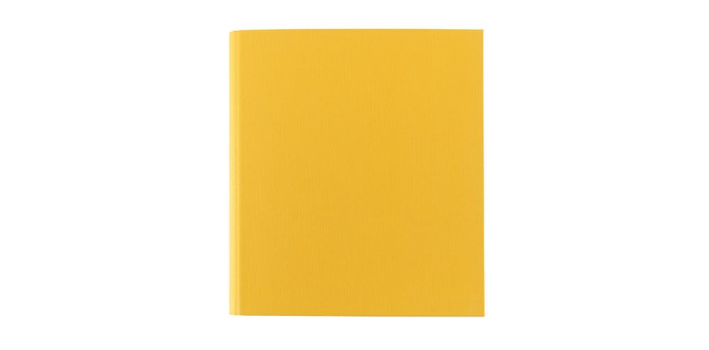 Ringbinder A4 Savanna sun yellow trio