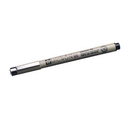 Micron pen no 05 black
