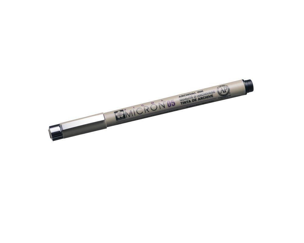 Micron pen no 05 black