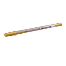 Gelly roll pen gold