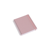 Notebook Wire-O, Dusty Pink