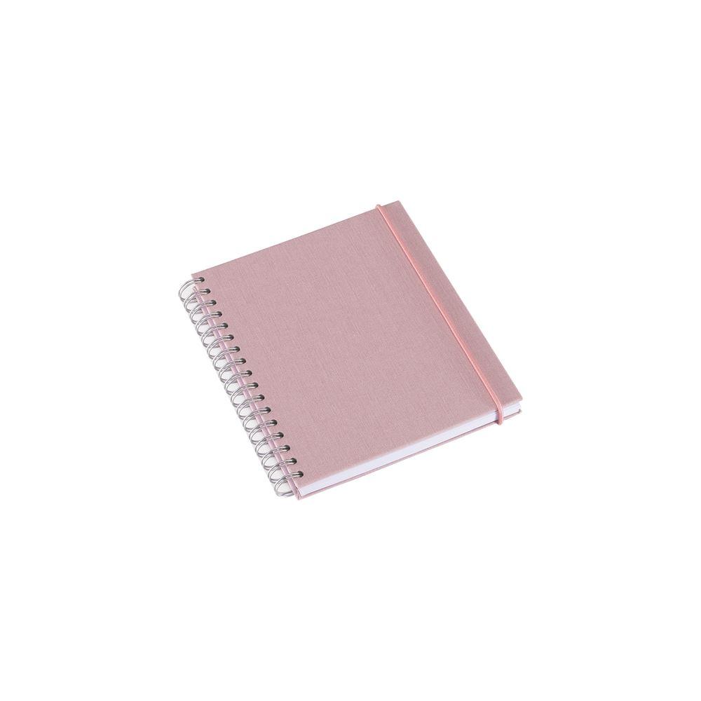 Carnet à spirales, Dusty Pink