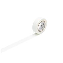 Washi tape - matte white