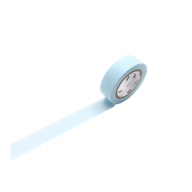 Masking tape - pastel powder blue