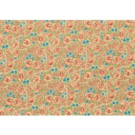 Carta Varese Julias Blumen rosa/blå