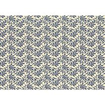 Carta Varese Blätter blue