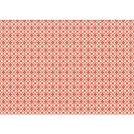 Carta Varese Küchenmuster röd
