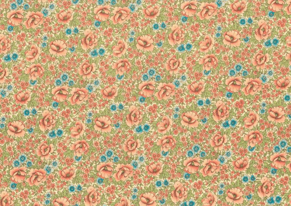 Carta Varese Julias Blumen pink/blue
