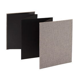 Leporello, Light Grey