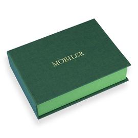 Mobillåda, Klövergrön