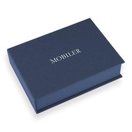 Mobile box, Smoke Blue