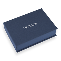 Mobile Box, Smoke Blue