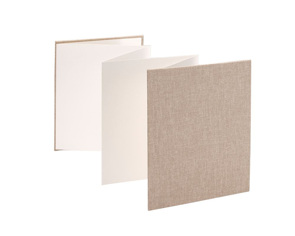 Accordion photo 150*187 Record Sand white sheets