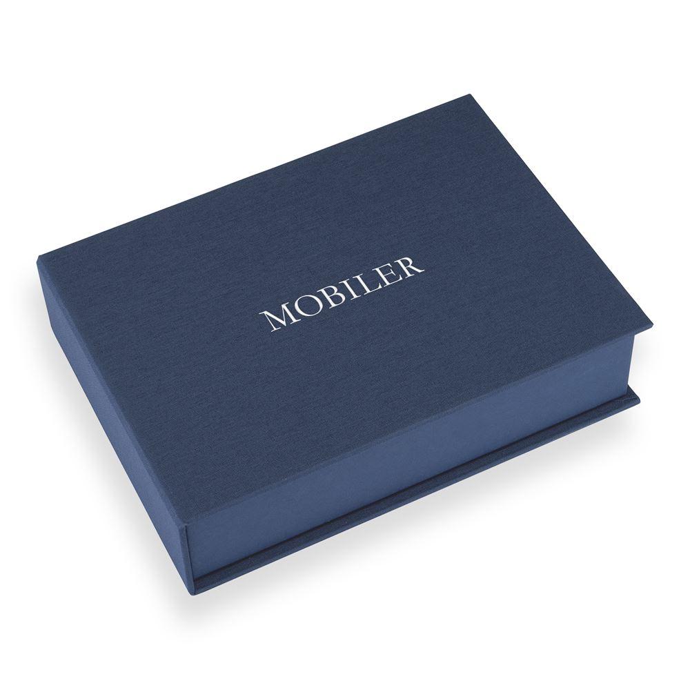Mobillåda, Midnattsblå