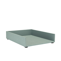 Letter Tray, Dusty green