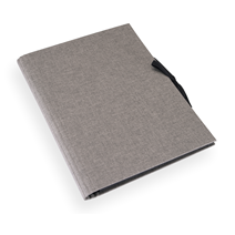 Accordion folder, Light Grey