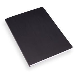 Notizbuch SOFT COVER, BLACK