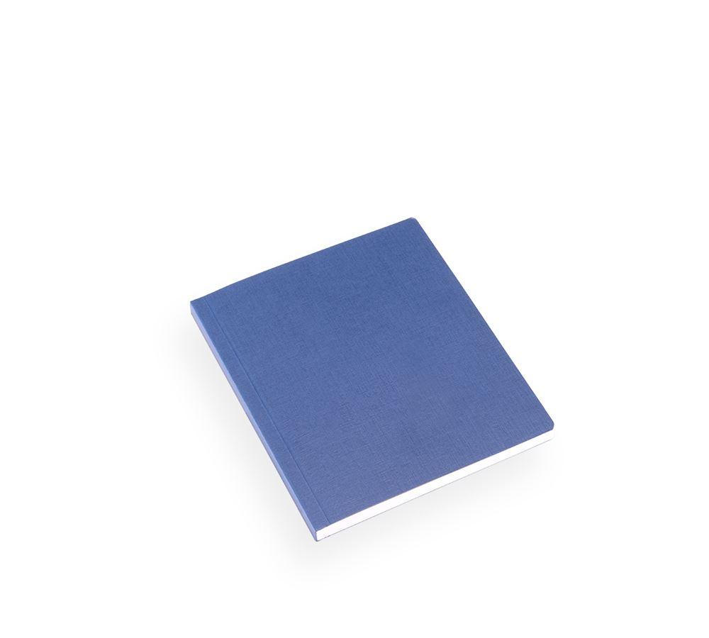 NOTEBOOK SOFT COVER, DARK BLUE