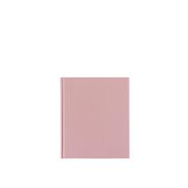 N. book A6+ Ottawa Dusty pink unlined