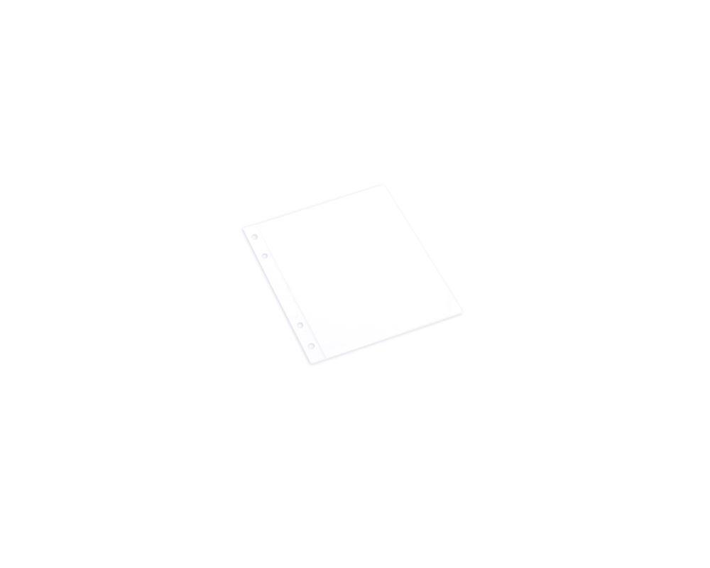 Pochettes Plastiques Perforees