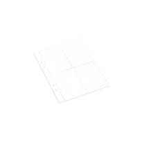 Pocket 170x200 plastic businesscard 10 pcs
