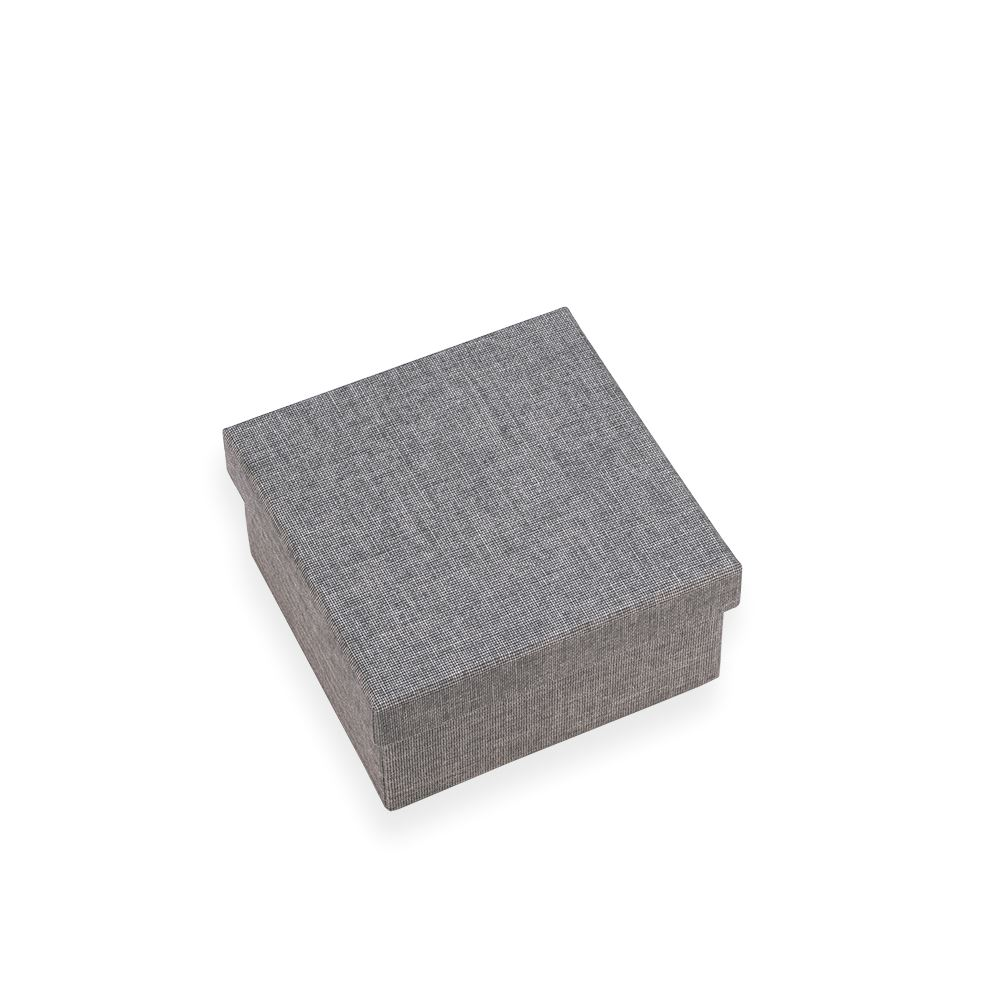 Box Jewel Small Record Light grey