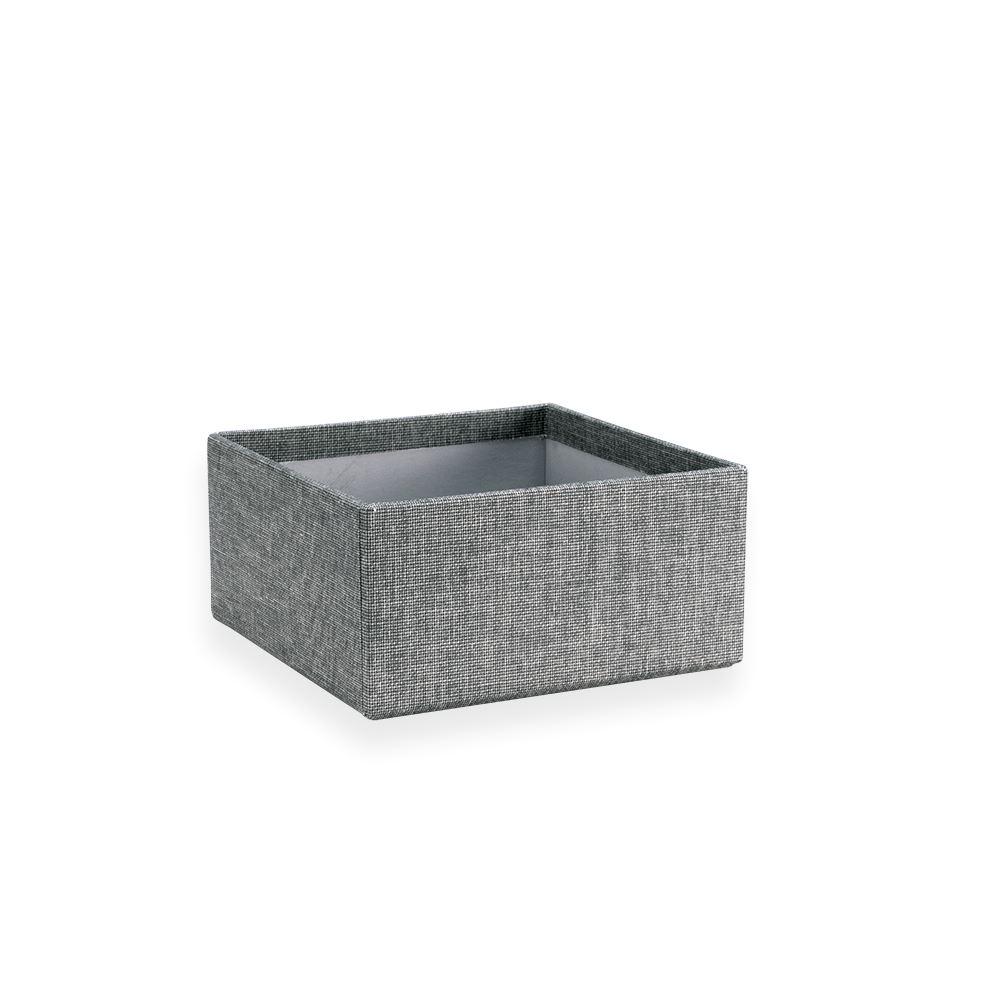 Box, open, Light Grey